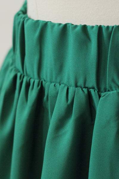 Plus Size Clothing for Women - Twirl Maxi Skirt w/ Pockets - Emerald City - Society+ - Society Plus - Buy Online Now! - 3