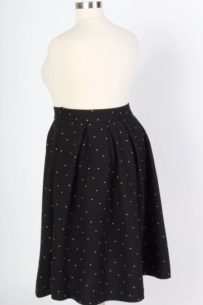 Plus Size Clothing for Women - The Kate Midington - Black Polka-Dot - Society+ - Society Plus - Buy Online Now! - 3