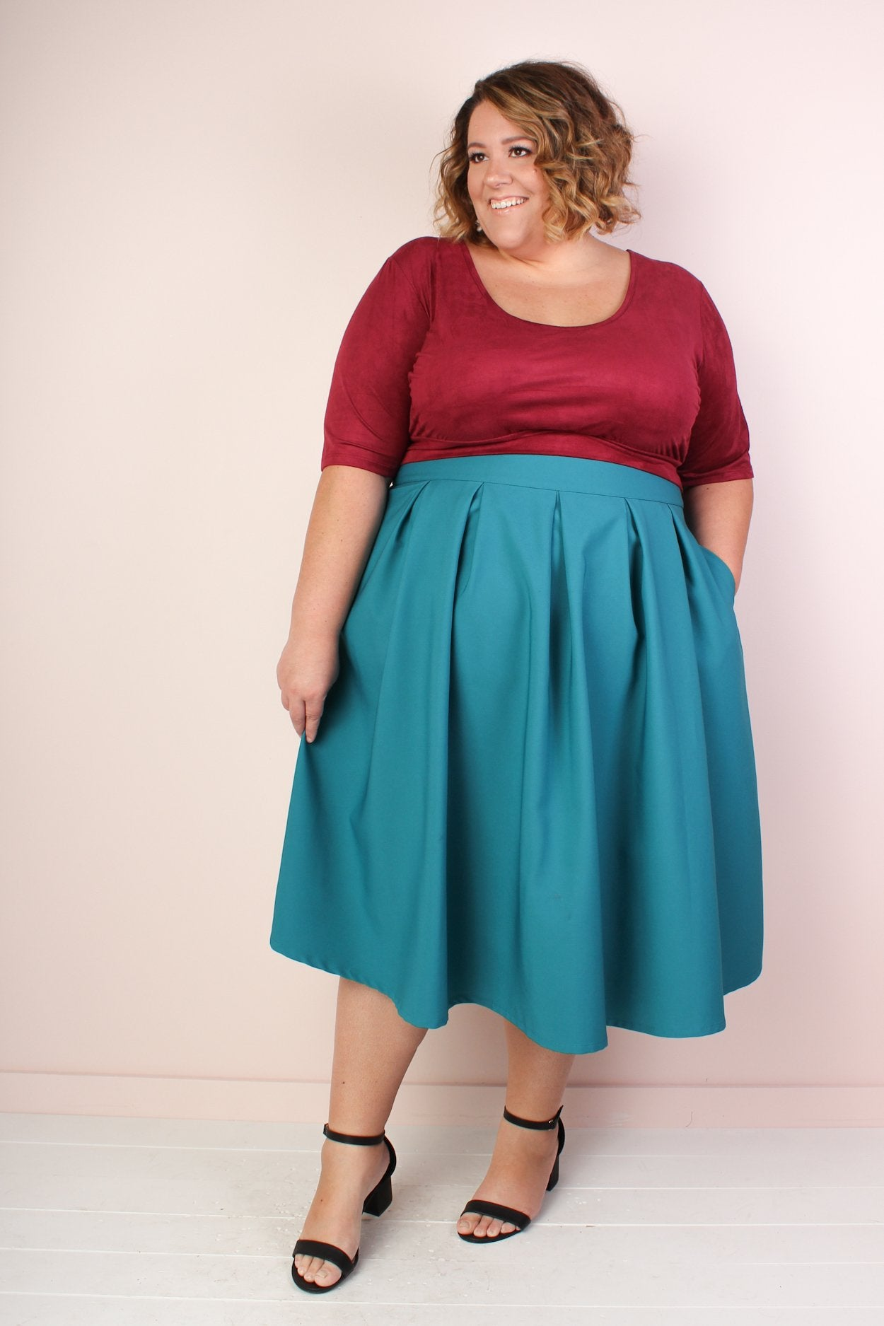 The Kate Midington - Dark Teal