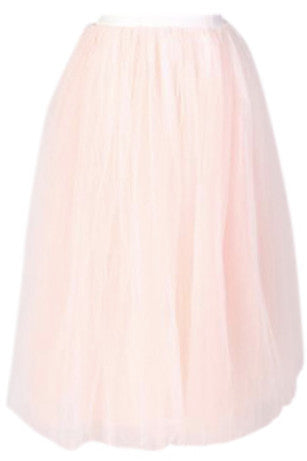 Long Blush Premium Tutu   PRE-ORDER ONLY