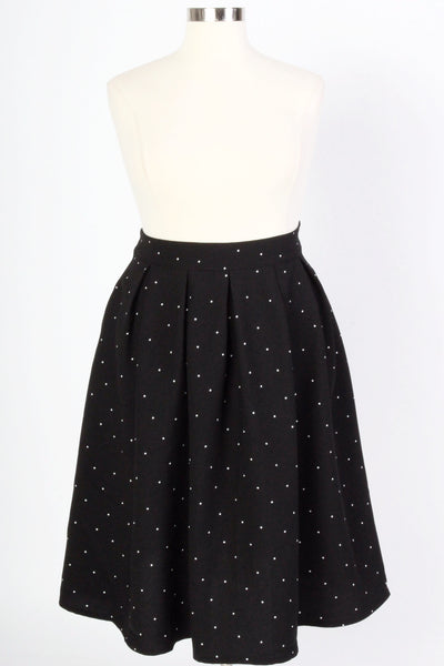 Plus Size Clothing for Women - The Kate Midington - Black Polka-Dot - Society+ - Society Plus - Buy Online Now! - 2