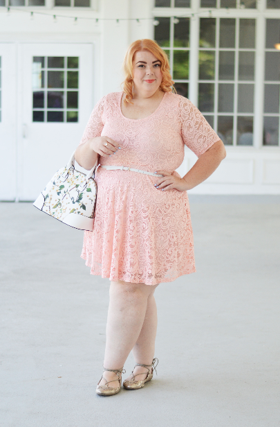 Amanda shares why she named this dress Clementine. She says,