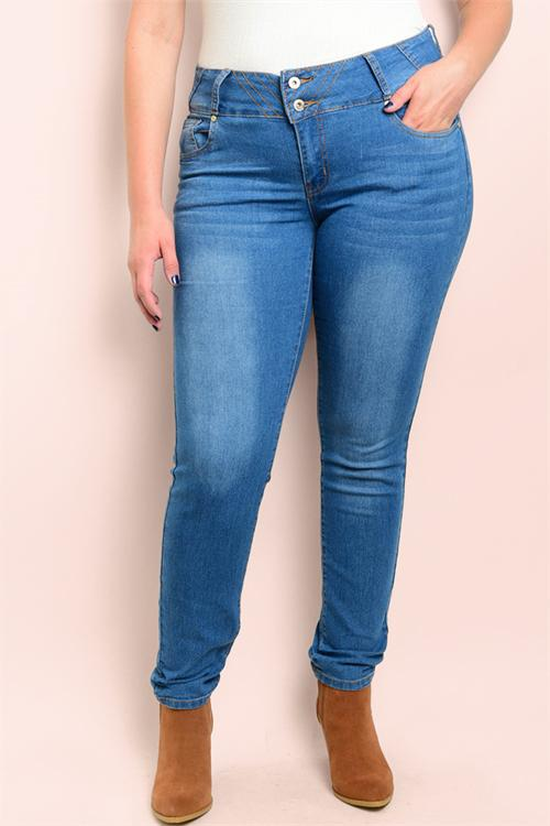 Demi Stretch Jeans