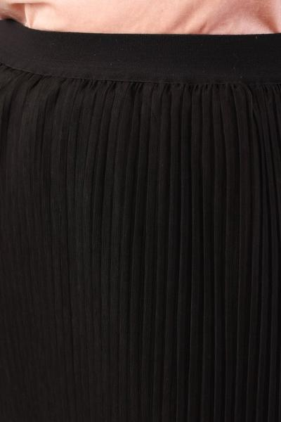 Malina Pleated Tulle Skirt