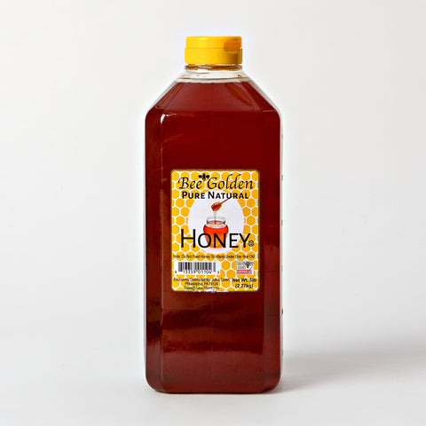 Bee Golden Pure Natural Honey