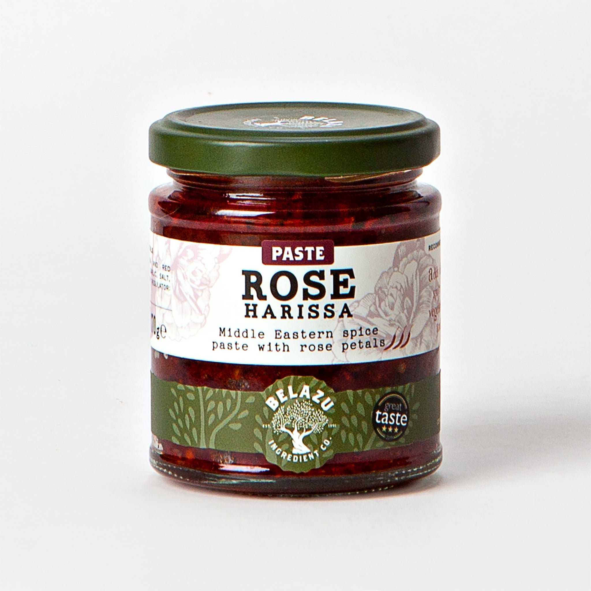 Belazu Rose Harissa Spice Paste