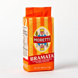 Moretti Bramata Course Ground Cornmeal