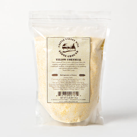 Castle Valley Mill Yellow Cornmeal