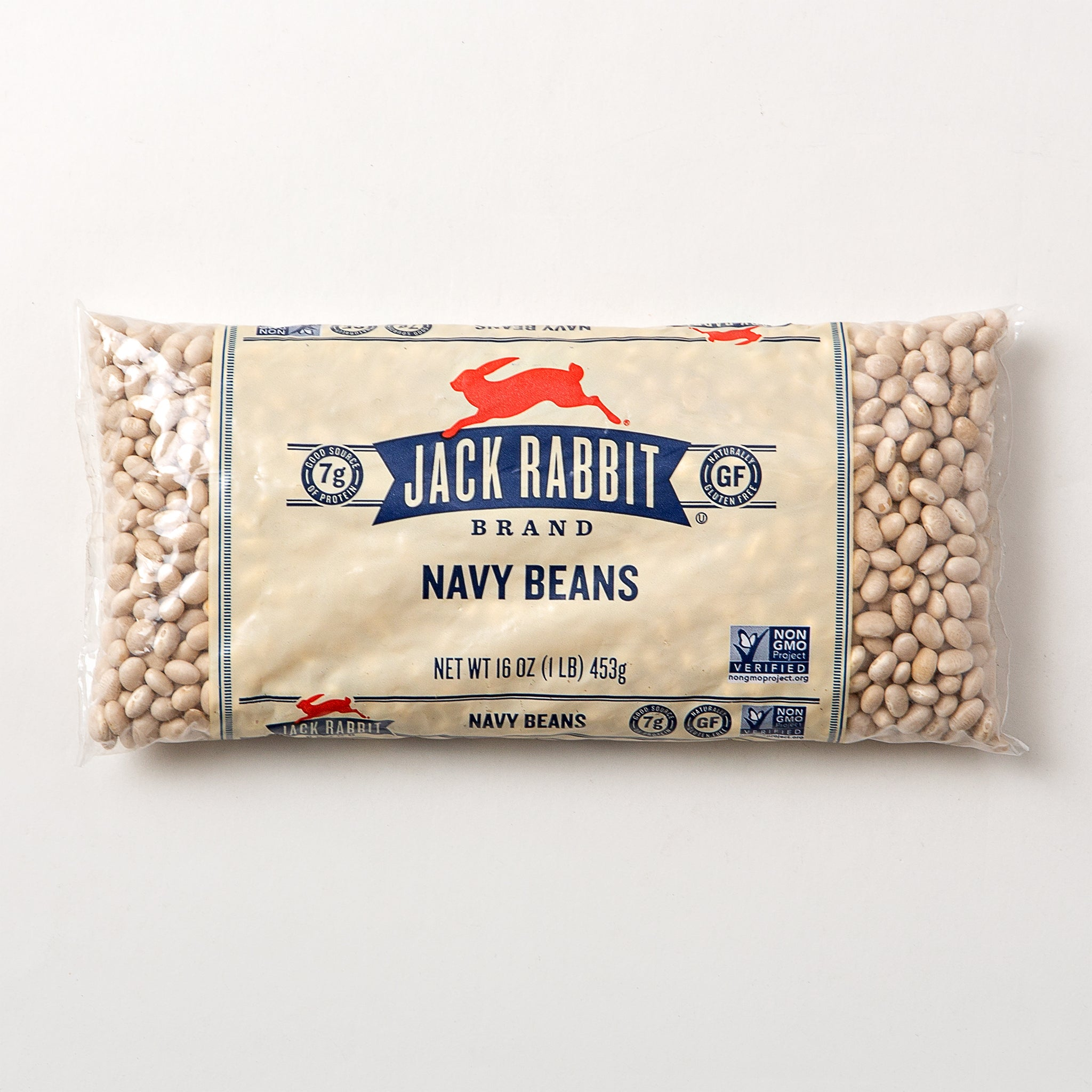 Jack Rabbit Navy Beans