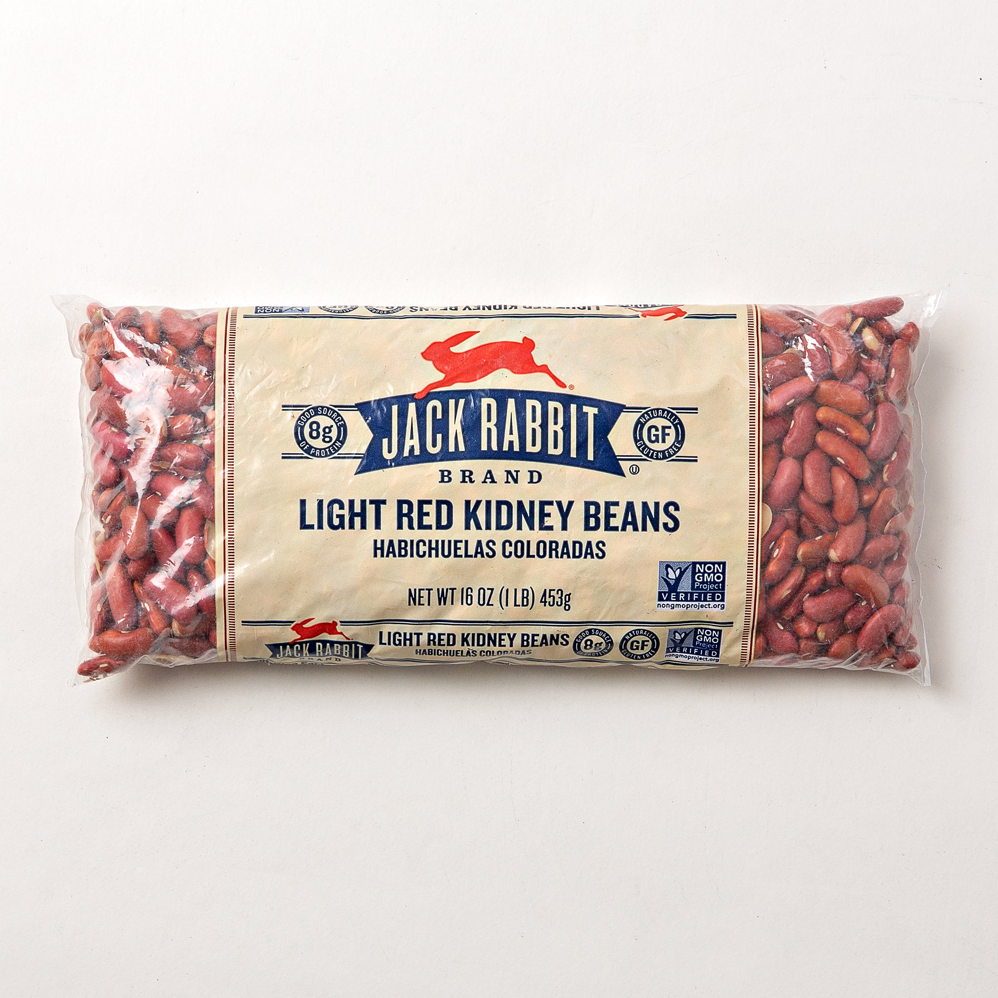 Jack Rabbit Light Red Kidney Beans