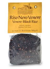 Principato Di Lucecidio Black Rice