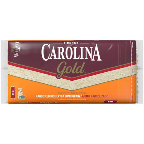 Carolina Gold Parboiled Rice 10 lbs
