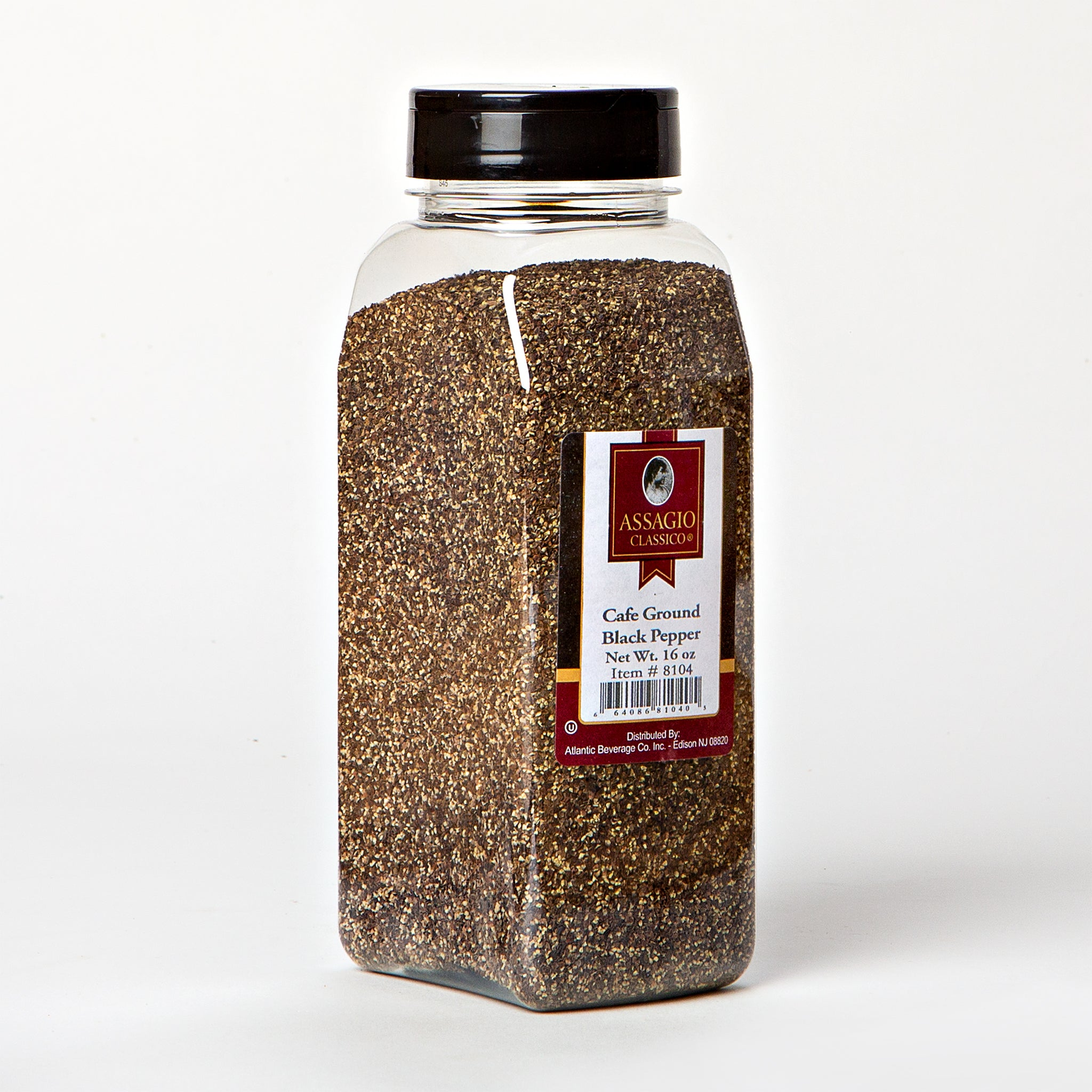 Cafe Ground Black Pepper