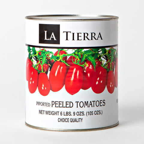La Tierra Imported Peeled Tomatos