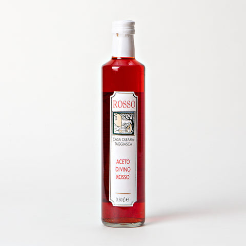 Casa Olearia Taggiasca Red Wine Vinegar