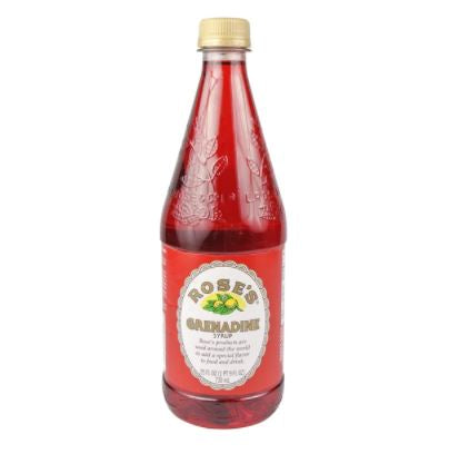 Rose's Grenadine 25oz