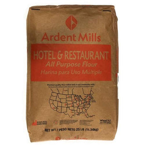 Ardent All Purpose Hotel & Restaurant Flour 25 lb