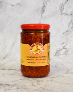 Tutto Calabria Crushed Calabrian Chili Peppers