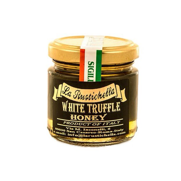 La Rustichella White Truffle Honey- 4.9 Oz