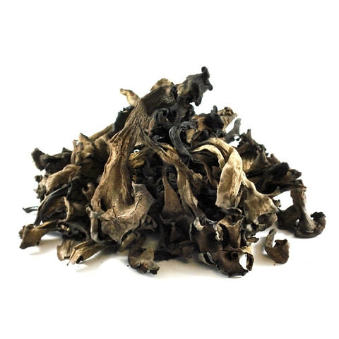Civita Dryed Black Trumpet Mushrooms