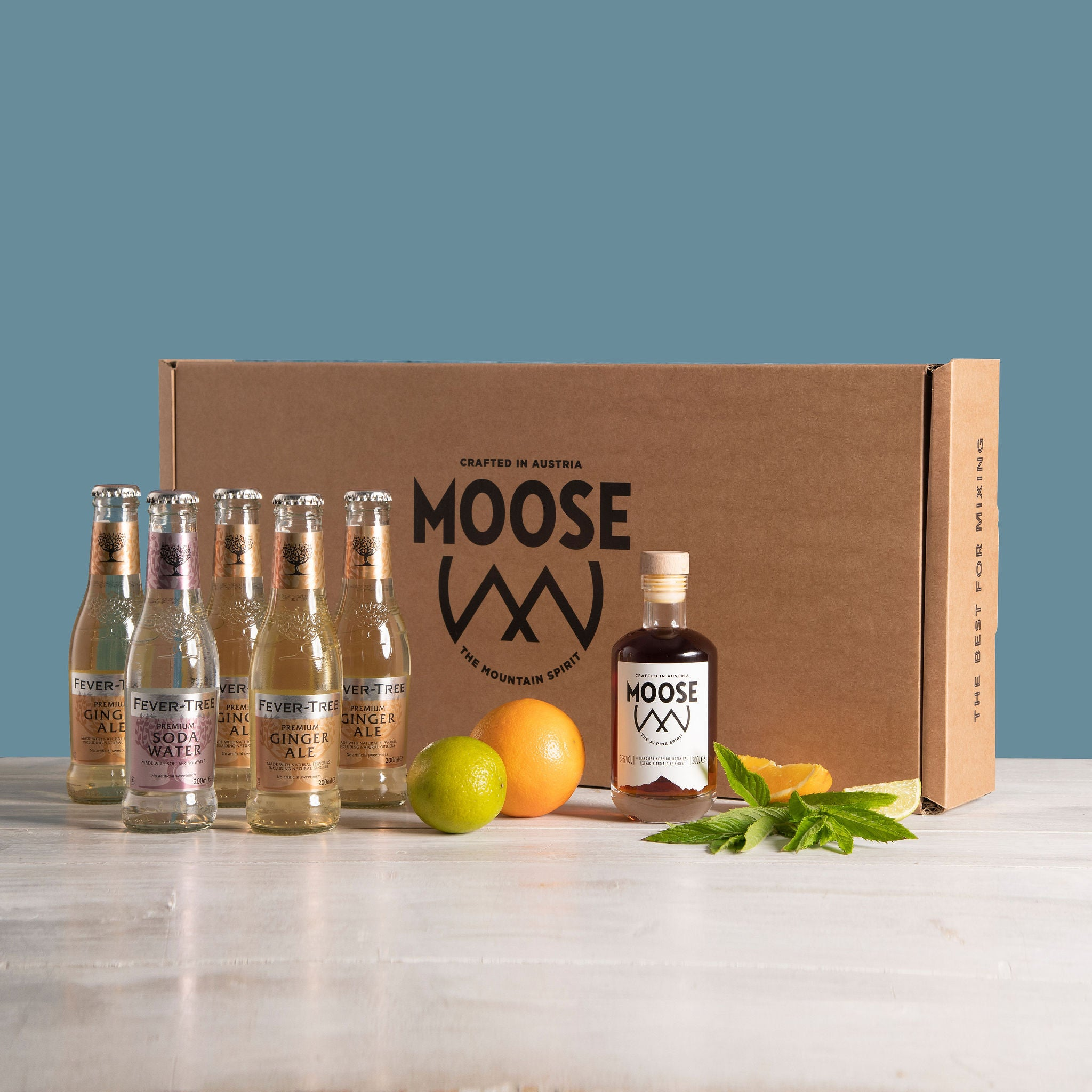 MOOSE Mule Cocktail Box