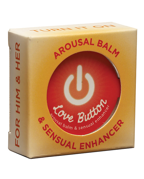 Earthly Body Love Button Arousal Balm For Him & Her