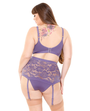 Curve Monica Bra & High Waist Panty