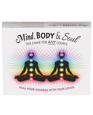 Mind, Body & Soul Card Game