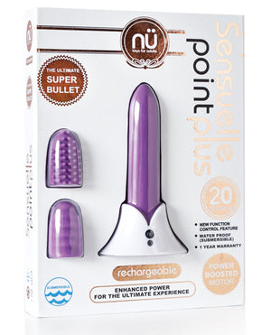 Sensuelle Point Plus Rechargeable Bullet