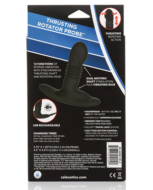 Eclipse Thrusting Rotator Probe