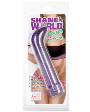 Shane's World Sparkle G Vibe