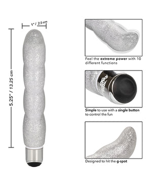 Naughty Bits Screwnicorn Majestic G-spot Vibrator
