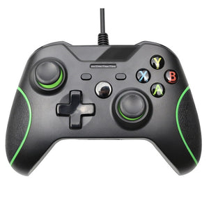 USB Wired Controller For Xbox One Video Game JoyStick Mando For Microsoft Xbox One Slim Gamepad Controle Joypad For Windows PC