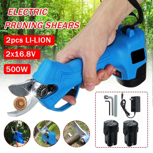 Professional Electric & rechargeable  pruning shears ( 40% OFF + Free shipping)