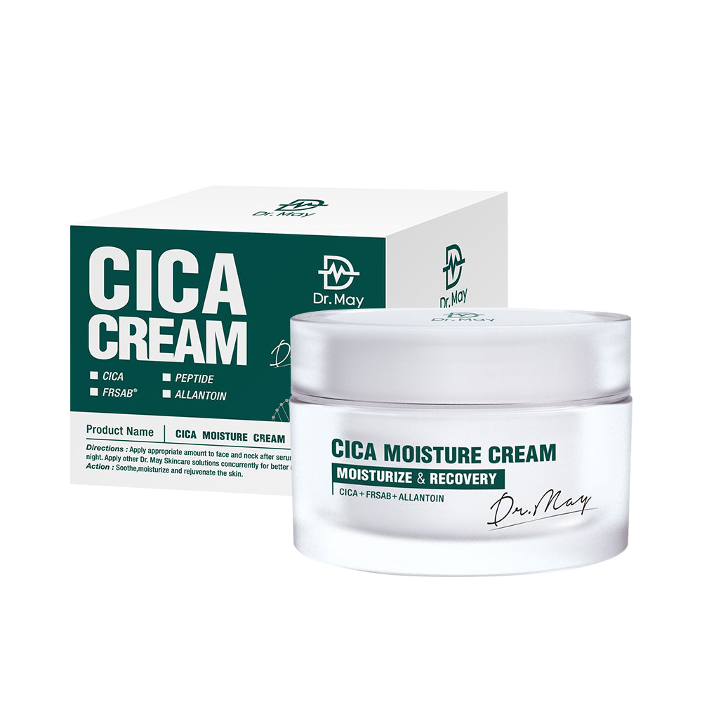 Dr May CICA Moisture Cream 30ml