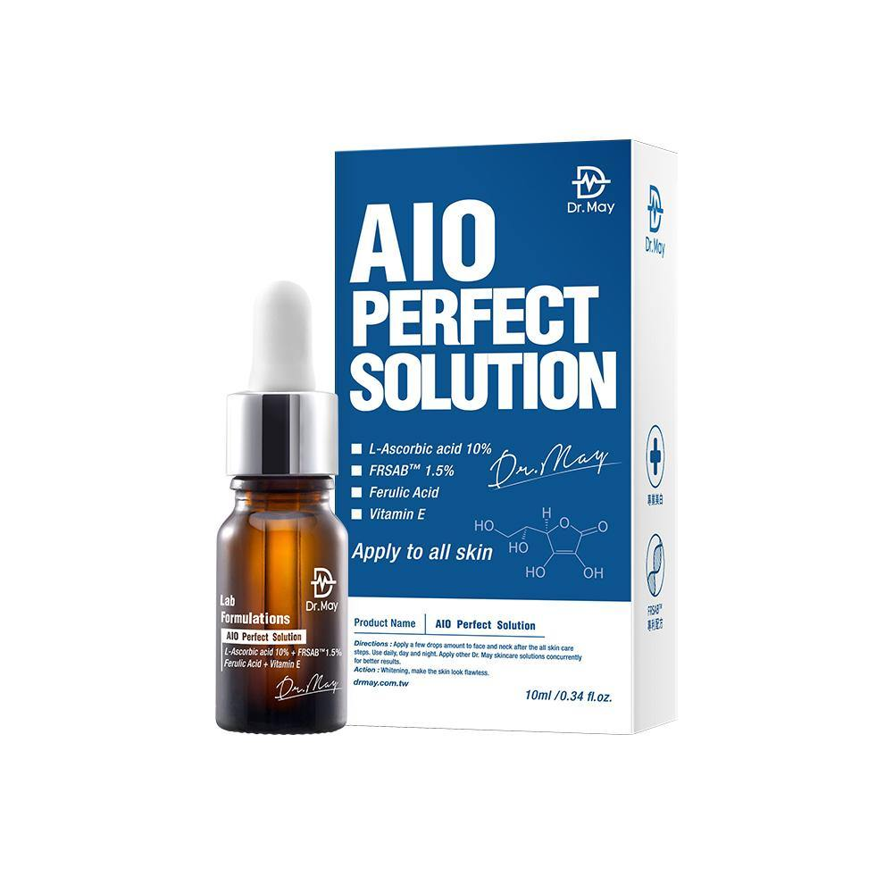 DR.MAY AIO Perfect Solution 10ml - iQueen.sg