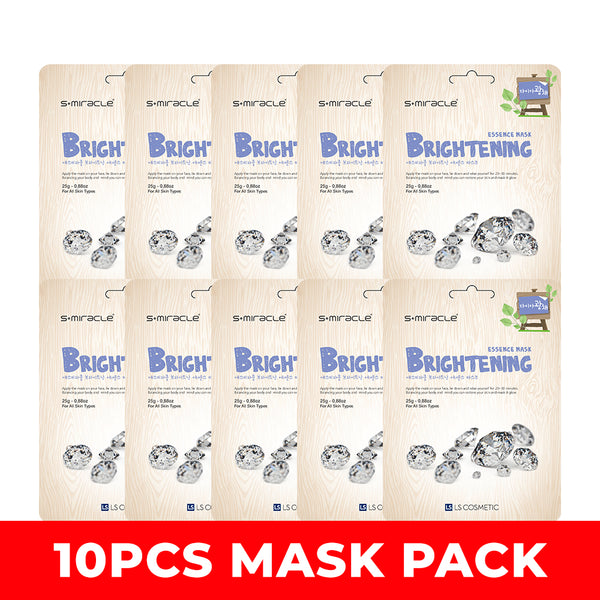 S+Miracle Essence Mask Series 10s/Pack