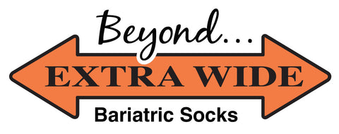 Beyond Extra Wide Bariatric Socks