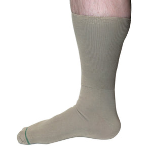 Extra Wide Dress Socks