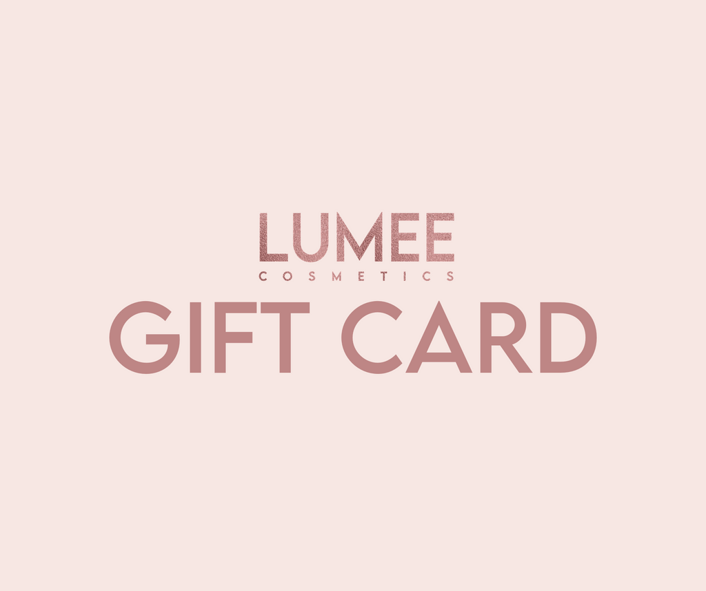 Lumee Cosmetics Gift Cards