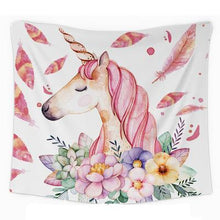 Custom Tapestry Unicorn Tapestry Wall Decor Hanging Tapestry