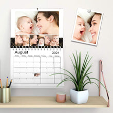 Custom Photo Gallery Photo Calendar Wall Calendar Gift For Kids