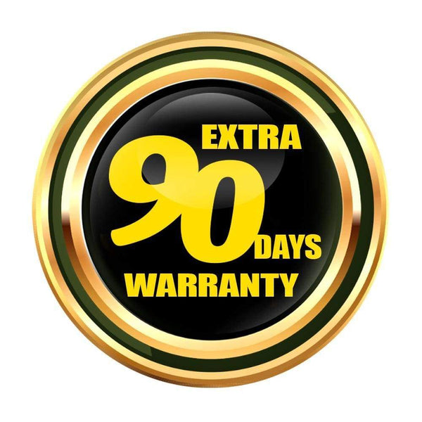 '+$5.99 for quality warranty for extra 90 days