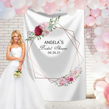 Custom Wedding Tapestry  Backdrop Personalized Text Tapestry Gifts for  Wedding