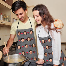 Custom Apron Photo Apron Valentine's Gifts For Your Lover