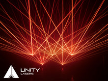 Load image into Gallery viewer, Unity ELITE 5 ILDA full-colour RGB laser beams_3