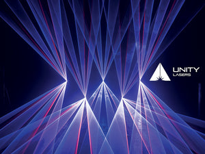 Unity ELITE 5 ILDA full-colour RGB laser beams_4