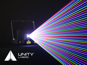 Unity ELITE 2 ILDA full-colour RGB laser beams_1