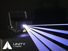 Load image into Gallery viewer, Unity ELITE 3 ILDA full-colour RGB laser beams_2