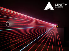 Load image into Gallery viewer, Unity ELITE 2 ILDA full-colour RGB laser beams_3